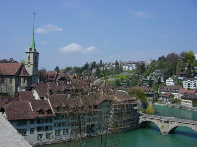 Urlaub : Zürich – Bern – Lac de Morat –Bodensee