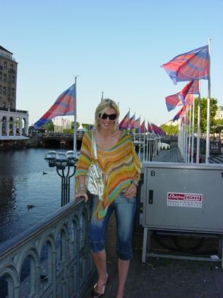 Reisebloggerin in Hamburg