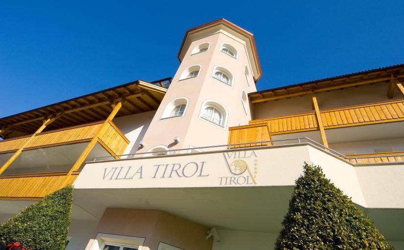 HOTEL VILLA TIROL,OLANG