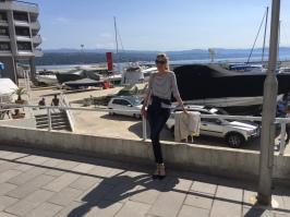 Reisebloggerin in Opatija