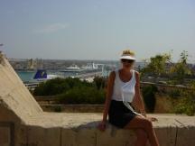 Reisebloggerin in Malta
