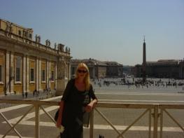 Reisebloggerin in Rom