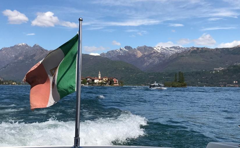 Urlaub: Dornbirn – Lago Maggiore – Stresa – Isola Bella – Como – Mailand –Gardasee