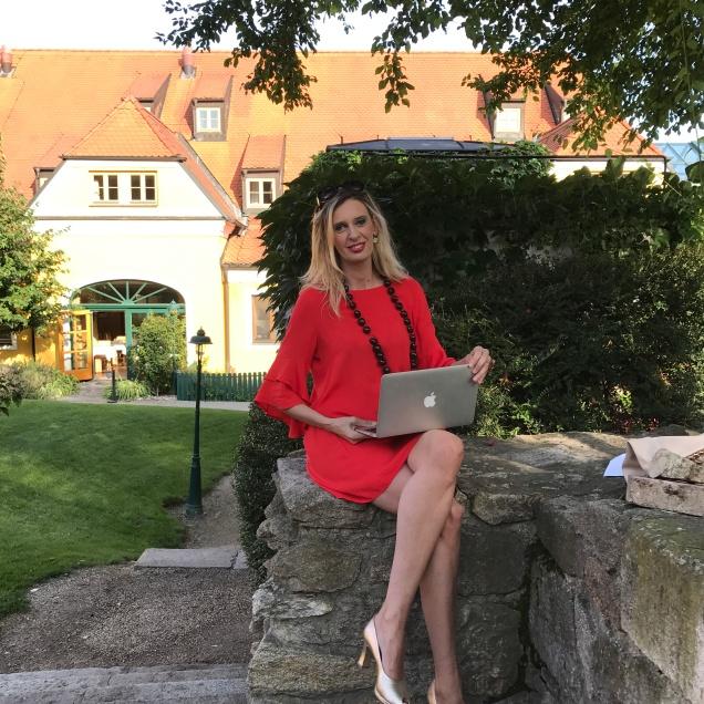 Reisebloggerin Iris Haiderer
