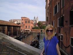 Reisebloggerin in Venedig