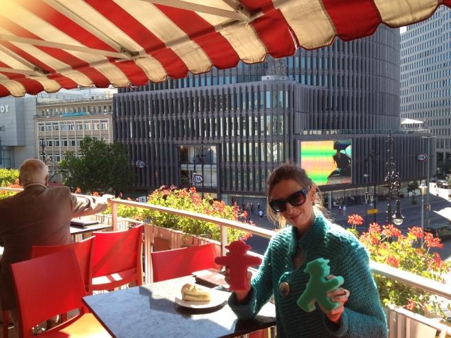 Reisebloggerin in Berlin