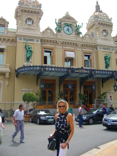 Reisebloggerin in Monaco