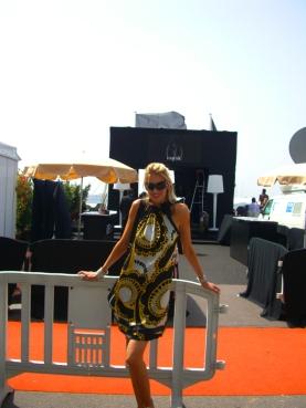 Reisebloggerin in Cannes