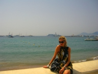 Reisebloggerin in Cannes