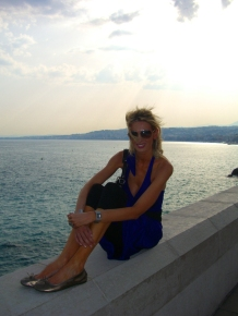 Reisebloggerin in Nizza