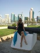 Reisebloggerin in Abu Dhabi