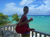 Reisebloggerin auf Kreuzfahrt