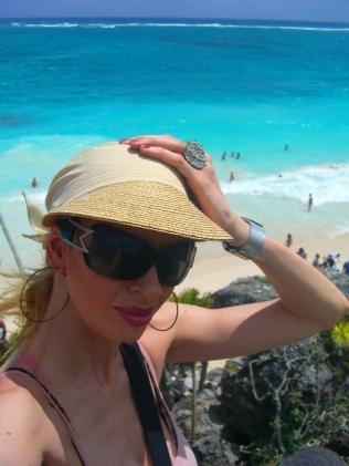 Reisebloggerin auf Kreuzfahrt Mexiko