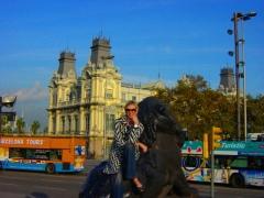 Reisebloggerin in Barcelona