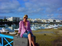 Reisebloggerin in Lanzarote