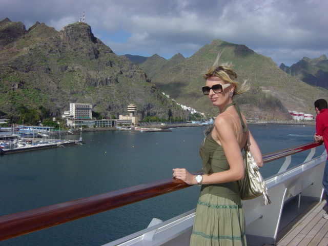 Urlaub: Kreuzfahrt: Savona – Barcelona – Marokko – Lanzarote – Teneriffa – Madeira – Marbella –Savona