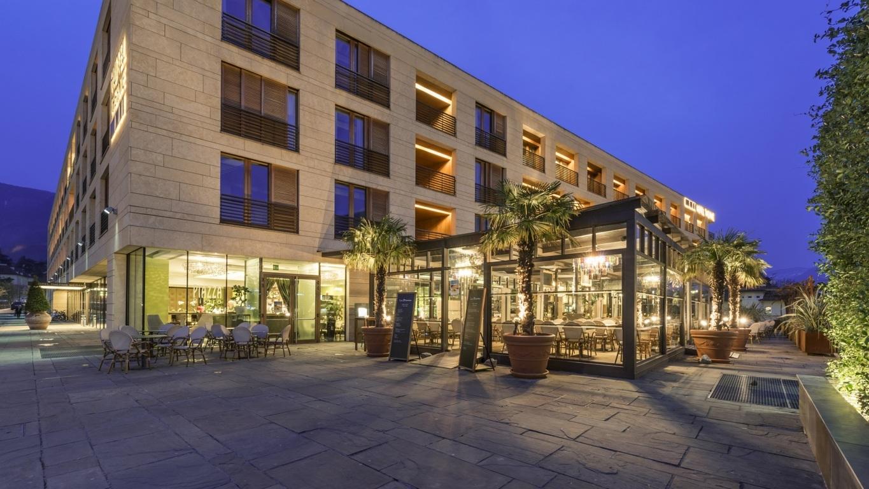 Hotel therme meran meran die sch nsten reiseziele europas for Design hotel meran