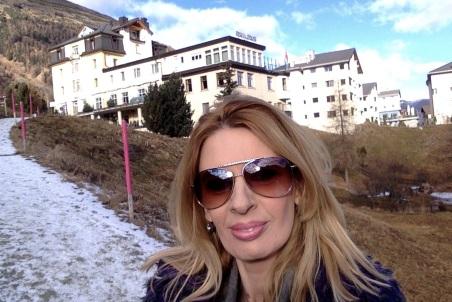 Reisebloggerin in Pontresina