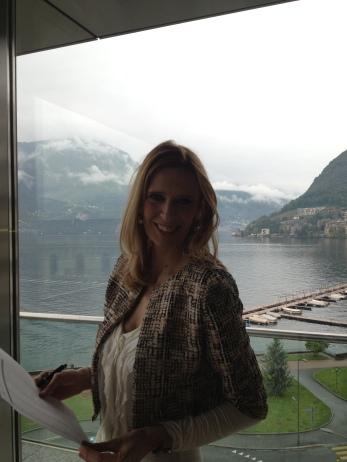 Reisebloggerin in Lugano