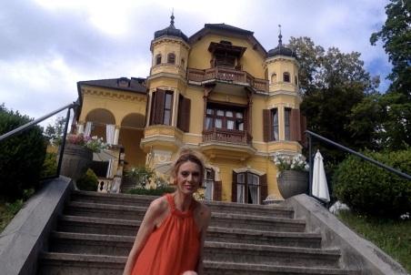 Reisebloggerin am Wörthersee