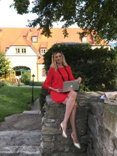 Reisebloggerin im Weinviertel
